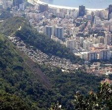O enigma da favela