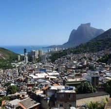O Programa Comunidade Cidade e o Covid-19 na Rocinha