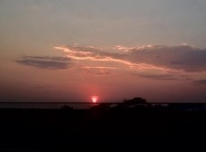 Por-do-sol em AraraquaraFoto Abilio Guerra