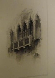 O desenho das energias, John Ruskin e as Pedras de Veneza