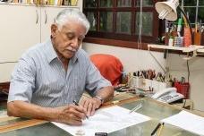 Entrevista com o arquiteto Moacyr Gomes