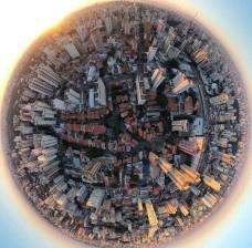Vista aérea (drone) da Chácara das JaboticabeirasFoto divulgação