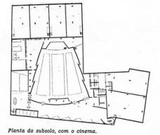 Edifício e galeria Califórnia: o desenho e a cidade (1)
