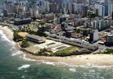 Depois da demolição do Clube Português em Salvador