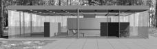 A Casa Núcleo de Mies van der Rohe, um Projeto Teórico sobre a Habitação Essencial (1)