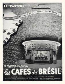Mallet-Stevens e as lojas Cafés du Brésil