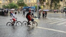 Enchente em São PauloFoto Rovena Rosa  [Agência Brasil]