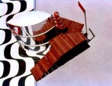 A provocação sensorial na arquitetura de Sergio Bernardes