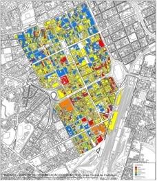 Vacância como materialização do processo de dispersão urbana