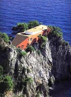 A casa sobre a natureza