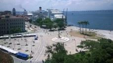 A nova Praça Mauá