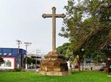 Cruzeiro de Itu, final do século 18Foto divulgação  [Arquivo Iphan-SP]
