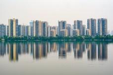 Lago Yezhihu em Wuhan, ChinaFoto Arnie97  [Wikimedia Commons/Creative Commons]