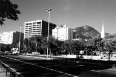 Observação incorporada da Enseada de Botafogo, Rio de Janeiro (1)