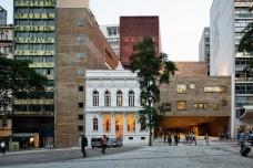 Praça das Artes, São Paulo, 2012. Escritório Brasil ArquiteturaFoto Nelson Kon