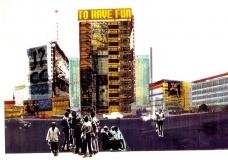 Arquitetura ilusória: a representação pós-moderna da cidade no discurso da arquitetura midiática