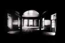 Salão no primeiro andar do edifício do jornal A Tribuna, Recife PE, 1943Foto Benicio Whatley Dias  [Iphan, 5a Superintendência Estadual]