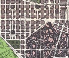 Barcelona, en torno a la ronda de Sant Antoni. Sobre como la arquitectura reconoce e inventa un lugar
