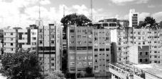 Edifícios à rua Professor Severo Pessoa, Federação, seguindo os mesmos princípios dos Edifícios Cláudia, Rosa Rejane e Rosa ReginaFoto Márcio Correia Campos