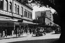 Avenida Afonso Pena, década de 1940Foto divulgação  [Blog BHnostalgia]