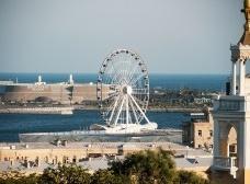 Petróleo e urbanismo em Baku