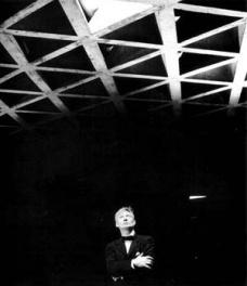 As arquiteturas do tempo de Louis I. Kahn