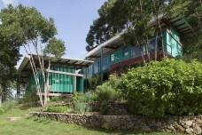Casa em Gonçalves, Gonçalves MG Brasil, 2012-2013. Arquiteto André Vainer / André Vainer ArquitetosFoto Cacá Bratke