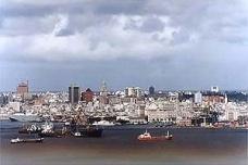 Baía de Montevidéu