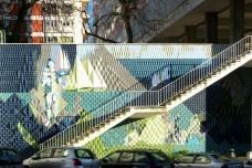 O azulejo em Portugal nas décadas de 1950 e 1960