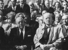 El abismo de la cita: de Mies a Scharoun