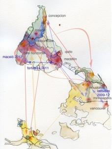 Imprecise Cartographies