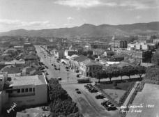 A cidade, seus habitantes e a serra