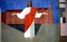 Cristo, de Volpi, espera os operários