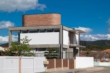 Casa D, Praia Alegre, Penha SC Brasil, 2014. Arquiteto Pablo José Vailatti / PJV ArquiteturaFoto Larry Sestrem