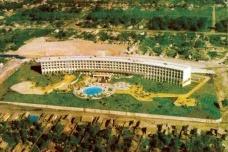 Cartão Postal do Tropical Hotel de Santarém PA, 1976Foto divulgação  [Blog de Ignácio Ubirajara Bentes de Sousa Neto]
