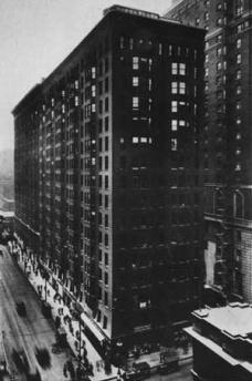 Monadnock Building: conciliação entre boa arquitetura e especulação imobiliária
