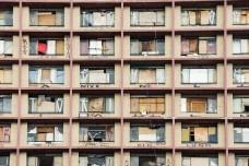 Ocupações no centro da cidade de São Paulo