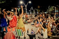Arte de rua como micro resistência à espetacularização do espaço público no Rio Vermelho, Salvador BA