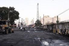 A favela do cimento