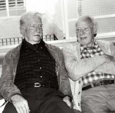 Alfredo Volpi e Bruno Giorgi