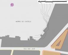 Buraco do Lume, praça de disputas