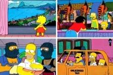 Turistas no Brasil