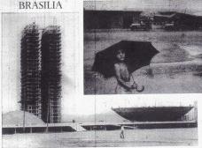 Brasília through British Media