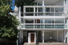 Casa Curutchet, La Plata, Argentina, 1948, arquiteto Le CorbusierFotos Victor Hugo Mori  [passe o mouse sobre a foto]