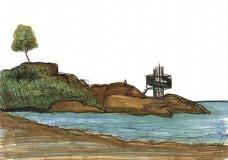 A ponte, a torre e o muro