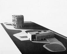 Le Corbusier e a Embaixada da França em Brasília