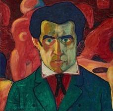 Kazimir Malevich, a figura e o fundo
