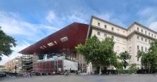 Museu Reina Sofia, Madri. Arquiteto Jean NouvelFoto Victor Hugo Mori