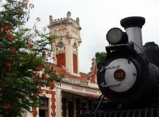 Cidade, modernidade e identidade na era das ferrovias