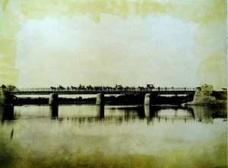 A Ponte das Bandeiras